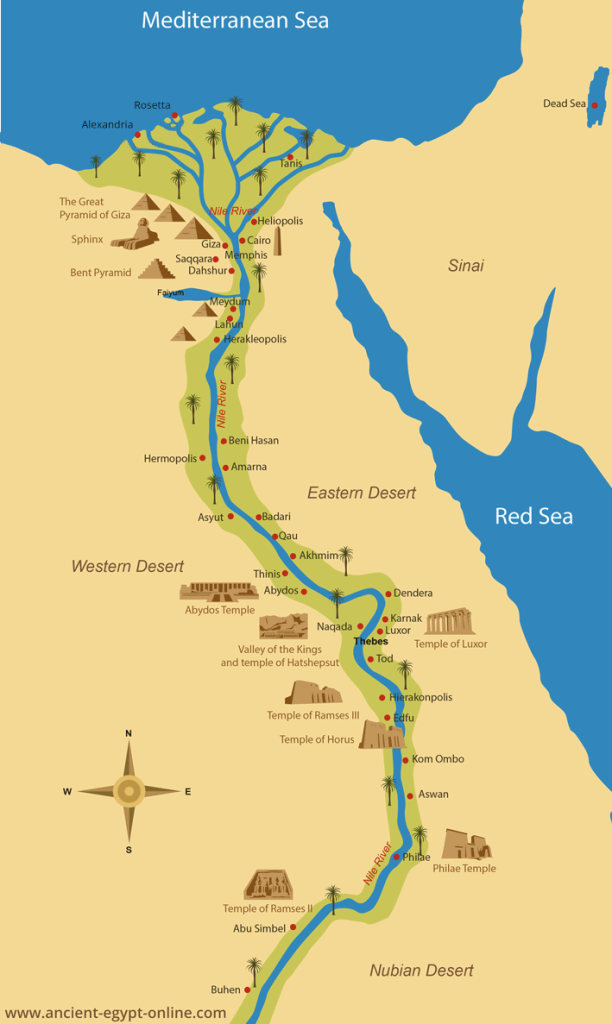 map-of-ancient-egypt