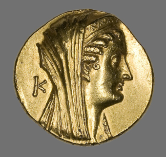 Chicago Arsinoe obverse
