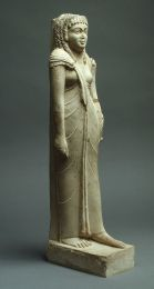 Statuette of Arsinoe II for her Posthumous Cult c. 150–100 BCE