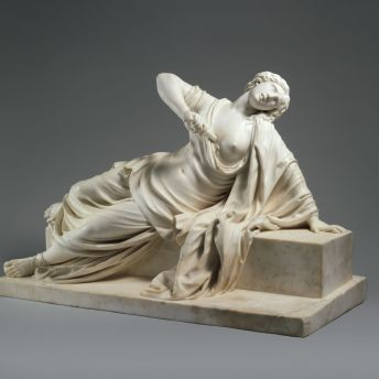 "Philippe Bertrand, ""Lucretia"", 1704 or earlier. Image: Metropolitan Museum."