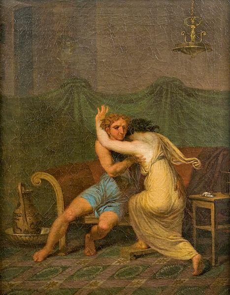 Nicolai_Abildgaard_-_Catullus_og_Lesbia_-_1809.jpg